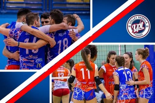Parella Volley: Maschile a San Donà, Femminile contro Albese