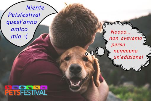 Petsfestival sceglie di rimandare l'edizione 2020