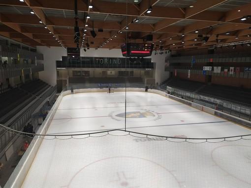 Al PalaTazzoli stasera l'inaugurazione di due nuove piste da curling