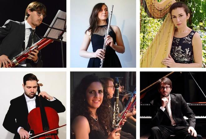 I giovani musicisti di Professione Orchestra si esibiscono domani a Pinerolo