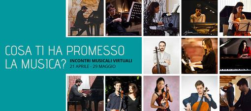 Più di un mese di concerti con i giovani musicisti dell'Accademia di Musica di Pinerolo