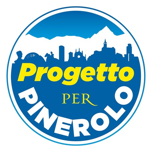 Il simbolo di Progetto per Pinerolo