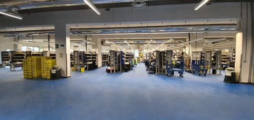Poste Italiane, al via il nuovo centro di distribuzione di Torino Mirafiori