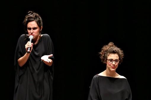 Da sinistra Marta De Lorenzis e Irene Formento