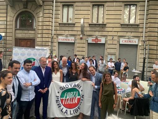 Forza Italia Giovani con Paolo Damilano