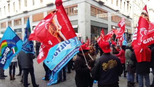Domani sciopero dei lavoratori dei settori pulizie e servizi integrati, in Piemonte interessati 50 mial addetti