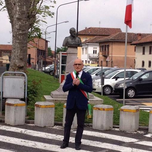 """Vigone, il sindaco Restagno: """"Dopo 20 anni nell'amministrazione cittadina, lascio un paese che sta bene"""""""