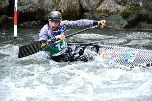 Europei di canoa slalom a Ivrea, l'Italia chiude con due medaglie d'argento