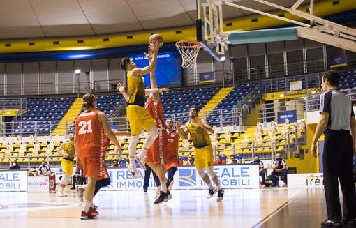 Vittoria travolgente della Reale Mutua Basket Torino a Mantova