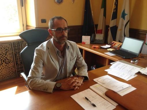 L'assessore Roberto Finardi
