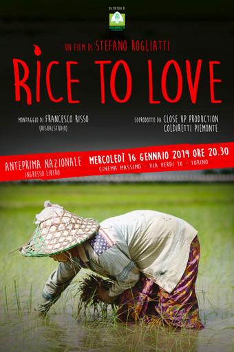 """""""Rice to love"""", un documentario per raccontare la verità sul riso in arrivo dalla Birmania (VIDEO)"""