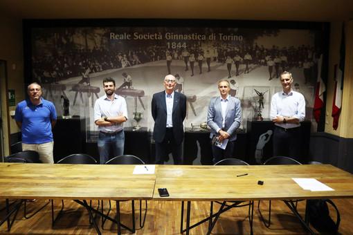 Territorio e giovani: nasce la collaborazione tra Reale Mutua Basket e Reale Società Ginnastica