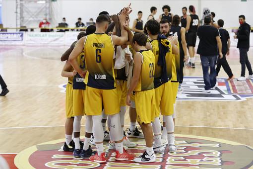 Basket, cambia il calendario della Reale Mutua Torino