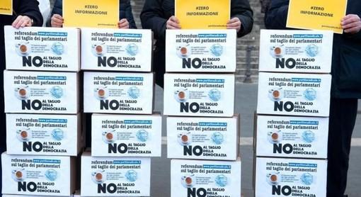 """Comitato """"C'è chi dice no"""", Partito Radicale e associazione Marco Pannella di Torino partecipano al flash mob didomenica23 febbraio"""