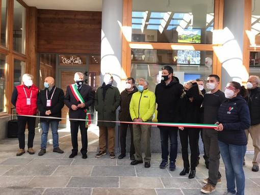 Turismo Torino e Provincia, inaugurata a Sestriere la nuova sede