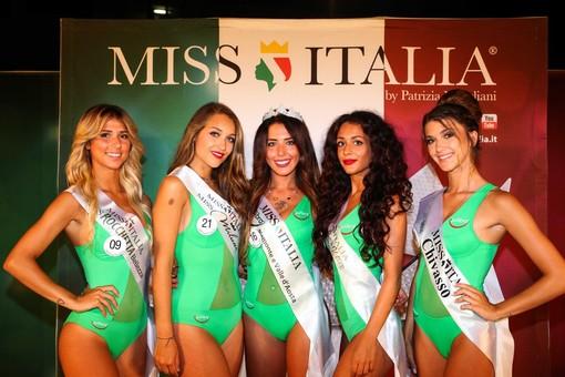 Miss Italia, prima finale regionale a Borgaro: vince la collegnese Stefania Senatore
