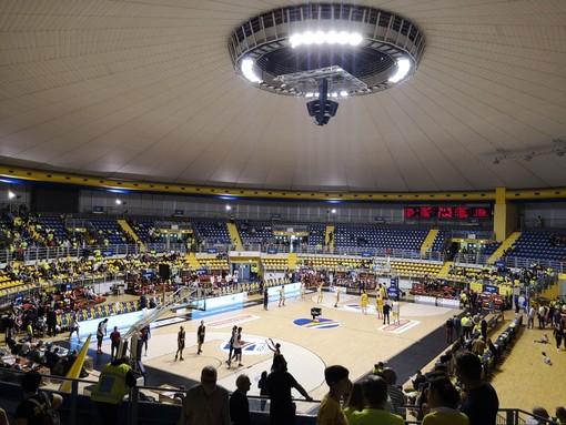 A2, Torino ospita Eurobasket Roma