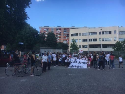"""La soddisfazione di Carlotta Salerno: """"Finalmente terminata l'occupazione della Salvo d'Acquisto"""""""
