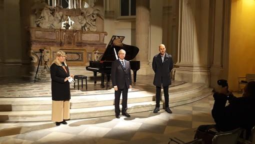 Venaria, concerto, premi e riconoscimenti: la domenica degli Amici per la Musica a Sant'Uberto prima dello stop imposto dalle nuove direttive