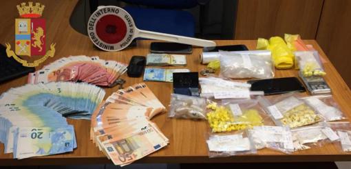 La Polizia arresta tre pusher a Barriera di Milano