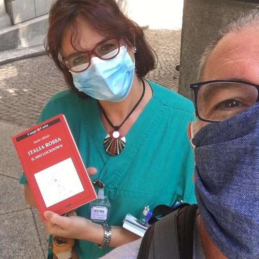 Sante Altizio racconta l'Italia Rossa: la cronaca del lock down, stati d'animo, pensieri, ma anche interviste a chi ha vissuto l'emergenza in prima linea