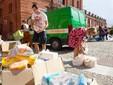 La consegna (Foto di Christian Bosio)