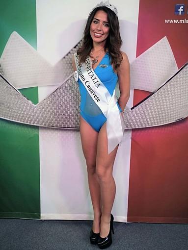 Eletta Miss Cossano per le selezioni di Miss Italia