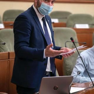 """La denuncia di Silvio Magliano: """"Si allarga l'insediamento abusivo presso i giardini Luria e crescono i problemi"""""""