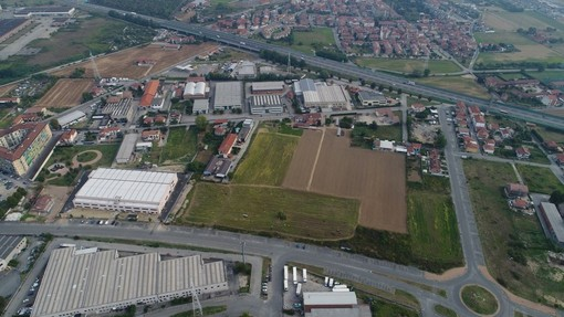 A Nichelino nasce Spazio Vernea, area industriale per il rilancio di Torino sud (fotogallery)
