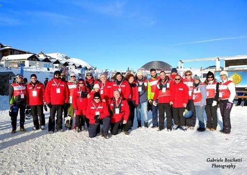 I professionisti dell'Asl TO3 protagonisti a Sestriere per la Coppa del mondo di sci