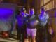 Il fermato dai carabinieri