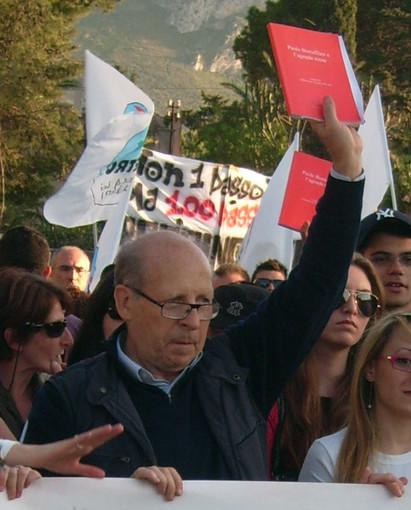 Salvatore Borsellino domani al liceo Cottini: studenti in dialogo con legalità e giustizia