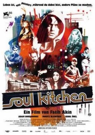 """""""Cinema all'AxTO"""" a El Barrio con la proiezione di """"Soul Kitchen"""""""