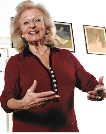 Il Museo del Cinema celebra i 94 anni di Susanna Egri