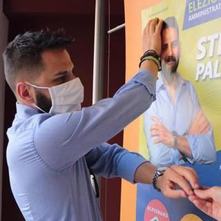 Alpignano verso il ballottaggio, con Steven Palmieri e il centrosinistra in vantaggio