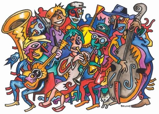 Artisti in festa a Torre Pellice per i primi 10 anni di Fa+