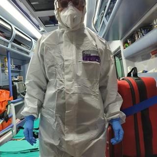 Coronavirus, il sindacato infermieri Nursing Up dona 4.000 tute anticontaminazione certificate Ue al Piemonte e ad altre regioni