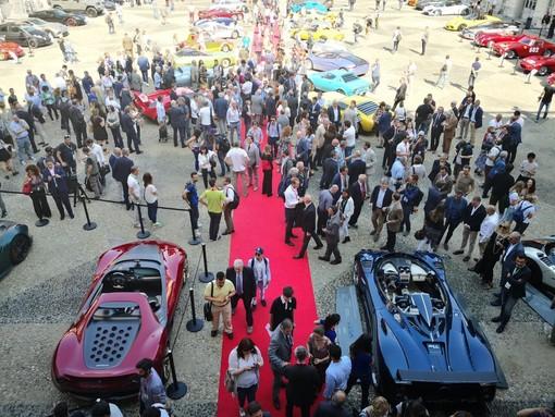 Non tutto il Salone dell'auto se n'è andato dal Piemonte: resta il Gran Premio Parco Valentino