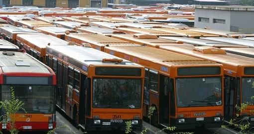 trasporto pubblico - immagine di repertorio