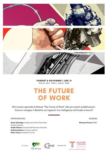 """Al Polo del '900 la conferenza """"The future of Work"""""""