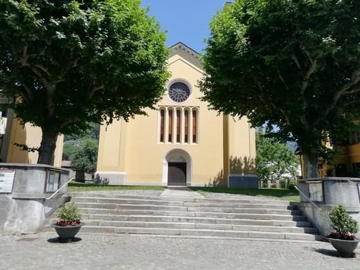 Il tempio valdese di Torre Pellice