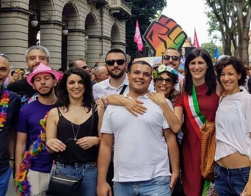 Il Comune dà il sostegno ufficiale al Torino Pride, ma la Lega è contraria