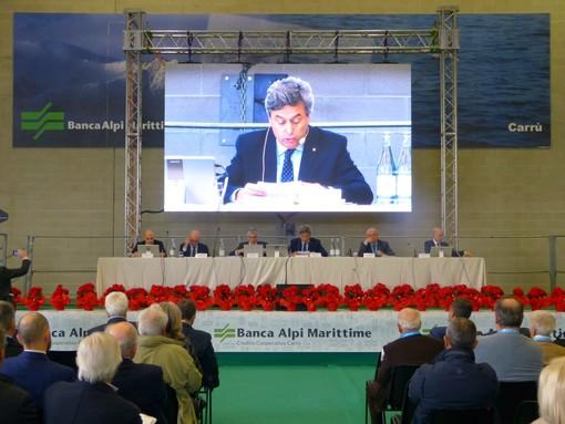 La Banca Alpi Marittime ha approvato il Bilancio 2018