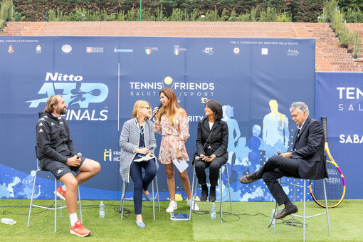 Tennis&friends, oltre duemila prestazioni sanitarie gratuite eseguite in un solo weekend