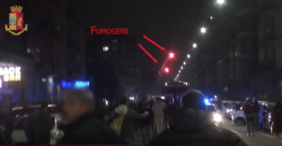 Torino, bliz della Polizia di Stato. Notificati 75 daspo a tifosi granata