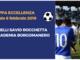 COPPA ECCELLENZA - Accademia Borgomanero-Canelli a Trino il 6/2. Ecco l'albo d'oro