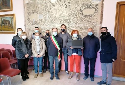 Donazio pc parrocchia Villafranca Piemonte