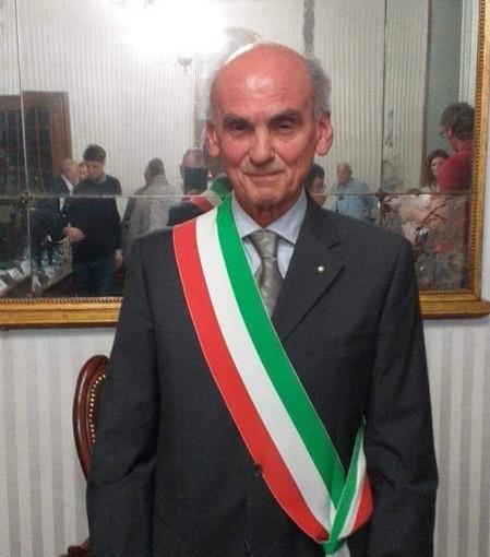Luciano Abate sindaco di Vigone