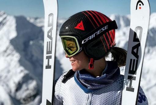 Coppa Europa di sci: al Passo San Pellegrino l'ex Sci Club Claviere  Valentina Cillara Rossi solo ventitreesima