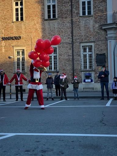 """Il Natale """"illumina"""" Vigone: domani festa in piazza Cardinal Boetto"""